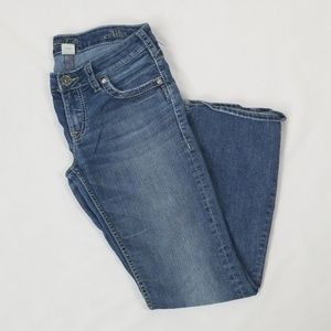 Silver Brand Aiko Boot Cut Jeans W30/31